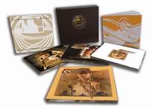 Indiana Jones: The Soundtracks Collection album cover