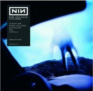 Year Zero album cover