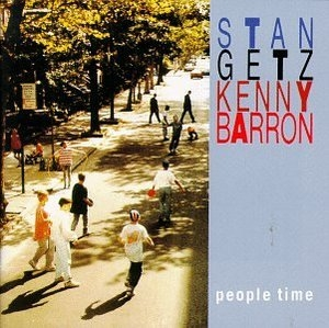 People Time album cover