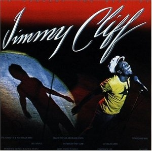 In Concert: The Best Of jimmy Cliff album cover