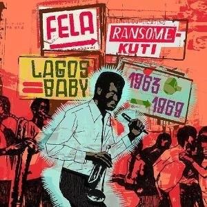 1963-1969 Lagos Baby album cover