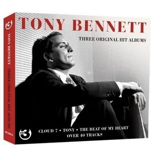 Three Original Hit Albums: Cloud 7, Tony & The Beat Of My Heart album cover