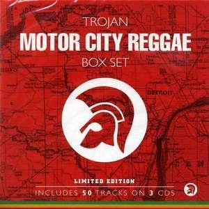 Trojan Box Set: Motor City Reggae album cover
