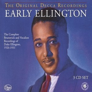 Early Ellington album cover