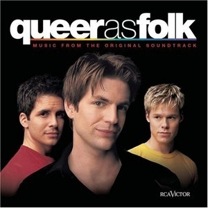 Queer As Folk (US): Music From The Original Soundtrack album cover