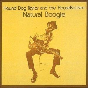 Natural Boogie album cover