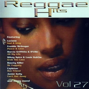 Reggae Hits, Vol. 27 album cover