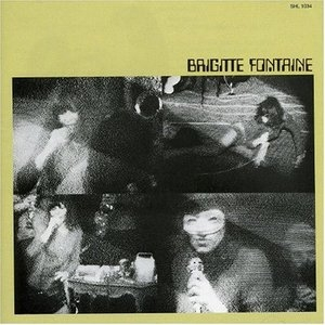 Brigitte Fontaine album cover