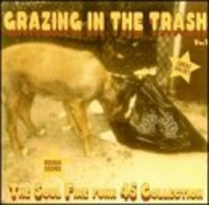 Grazing in the Trash, Vol.1 album cover