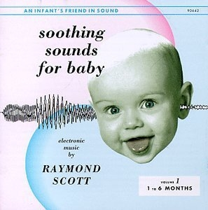 Soothing Sounds For Baby Vol.1: 1-6 Months album cover