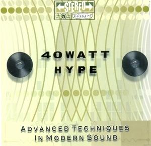Advanced Techiniques In Modern Sound album cover