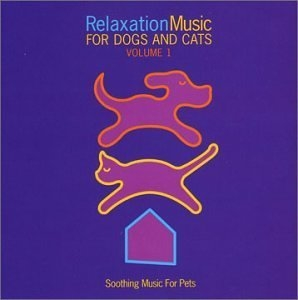 Relaxation Music For Dogs And Cats Vol.1 album cover
