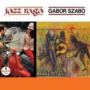 Jazz Raga album cover