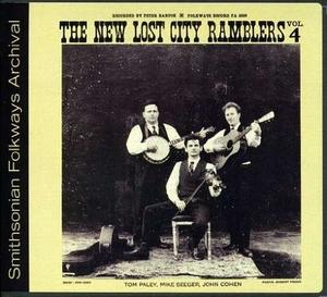 The New Lost City Ramblers, Vol. 4 album cover