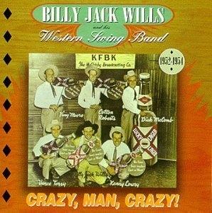 Crazy Man Crazy album cover