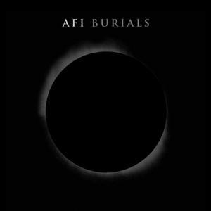 Burials album cover