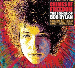 Chimes Of Freedom: The Songs Of Bob Dylan album cover