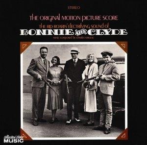 Bonnie & Clyde (The Original Motion Picture Score) album cover