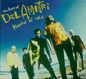 Hatful Of Rain: The Best Of Del Amitri album cover