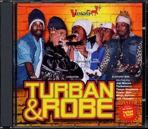 Turban & Robe album cover