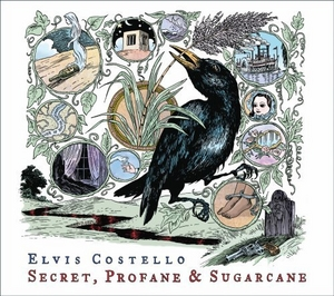 Secret, Profane And Sugarcane album cover
