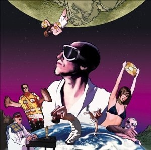 1st Mack To The Moon album cover