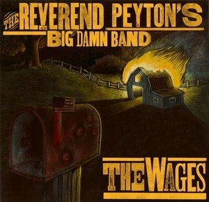 The Wages album cover