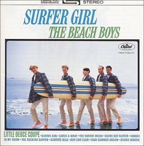 Surfer Girl~ Shut Down Part 2 album cover