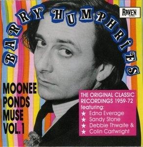 Moonee Ponds Muse Vol.1 album cover