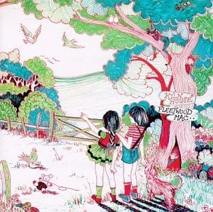 Kiln House album cover