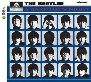 A Hard Day's Night (Remastered) album cover