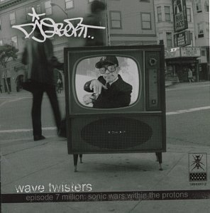 Wave Twisters, Episode 7 Million: Sonic Wars Within the Protons album cover