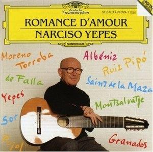 Romance D'Amour album cover
