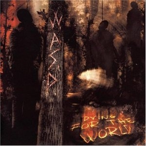 Dying For The World album cover