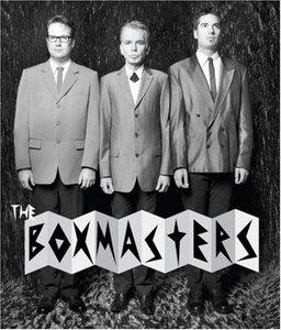 The Boxmasters album cover