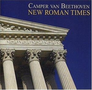 New Roman Times album cover