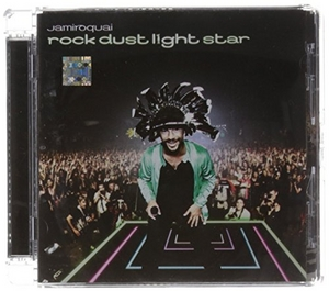 Rock Dust Light Star album cover