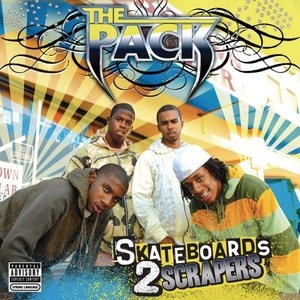 Skateboards 2 Scrapers album cover