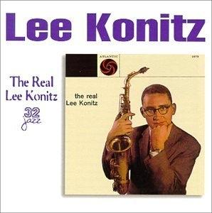 The Real Lee Konitz album cover