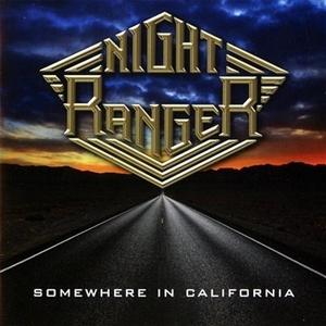 Somewhere In California album cover