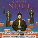 Chant Noel album cover