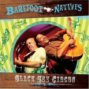 Slack Key Circus album cover