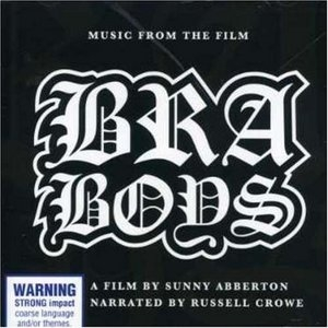 Bra Boys (Music From The Film) album cover