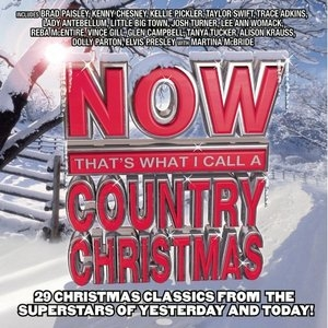 Now That's What I Call A Country Christmas album cover