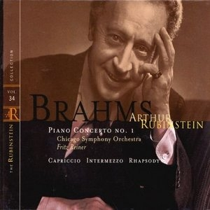 Rubinstein Collection, Vol.34 album cover