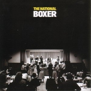 Boxer album cover