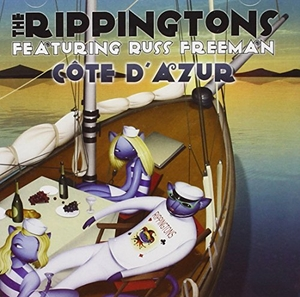 Côte d'Azur album cover