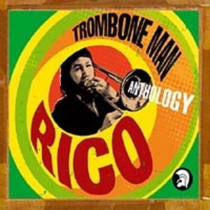 Trombone Man Anthology 1961-1971 album cover
