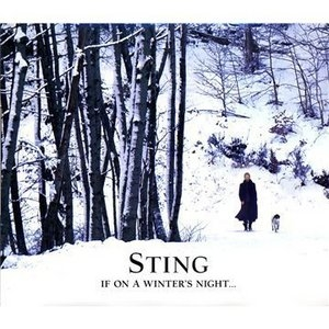 If On A Winter's Night... album cover
