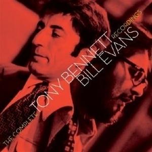 The Complete Tony Bennett & Bill Evans Recordings album cover
